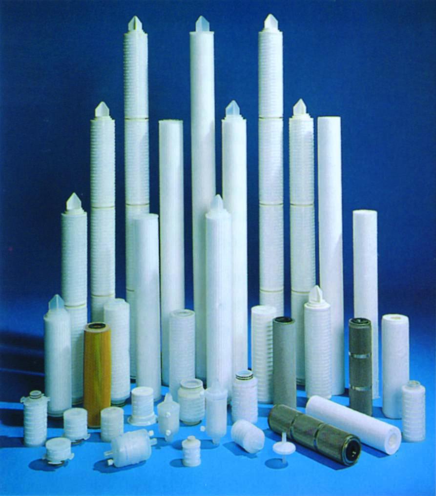 Pall Depth Filtration System Tiefenfilter Einwegplattform